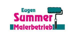 Malermeister Eugen Summer